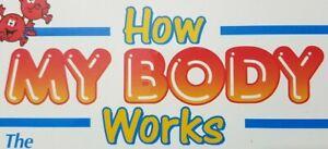 How My Body Works Hardback Books Full Set 1-67 Inc Index VGC Complete