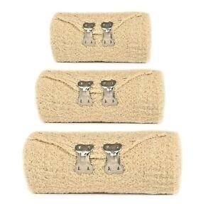 Crepe Bandages - 5cm, 7.5cm, 10cm 15cm- First Aid Sprains / Injury's Conforming