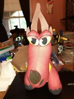 """DreamWorks How to train your Dragon The Hidden World 14"""" Hookfang Plush toy NWT"""