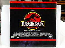 Laserdisc Jurassic Park (THX)