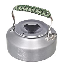 Carplife Slim Kettle With Paracord Handle *All Colours* NEW Carp Fishing Kettle
