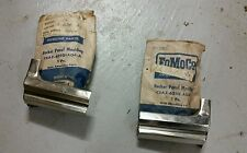 NOS FORD TOP ROCKER PANEL SILL MOULDS RH & LH 65 GALAXIE 500