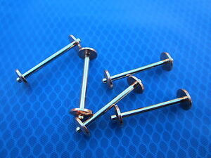 5 x BOBBINS FOR SINGER 27, 28, 127 & 128 128K TREADLE SEWING MACHINES, PART#8228