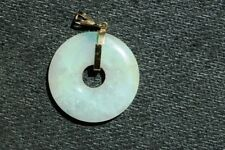 Jade050  Up for sale is a Estate Jade Pendant.  It weighs 5 Grams