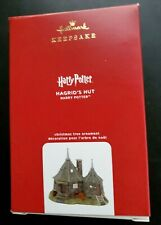 Hallmark 2020 Hagrid'S Hut Harry Potter Collection New Ornament