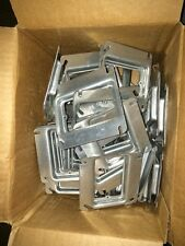 """Cooper Crouse-Hinds TP484 Outlet Box Cover 4""""Square Raised 1/2"""" (lot of 50)"""