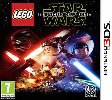 LEGO Star Wars Il Risveglio Della Forza Nintendo 3DS IT IMPORT WARNER BROS