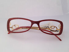 Occhiali vista ROBERTO CAVALLI GLASSES BRILLE LUNETTES DONNA WOMAN EYES RC07 IT