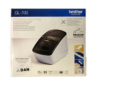 Brother QL700 Label Thermal Printer Brand New UK Model