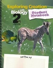 Exploring Creation with Biology 2nd Edition Student Notebook