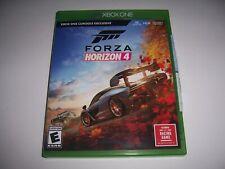 Original Box Case Replacement Microsoft Xbox One XB1 Forza Horizon 4 Four