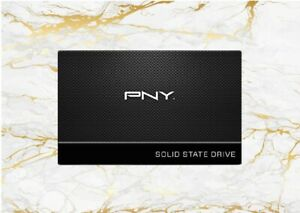 "PNY CS900 Series 240 Go 2,5"" Interface SATA III 3.0 (6 Go) Interne Disque SSD"