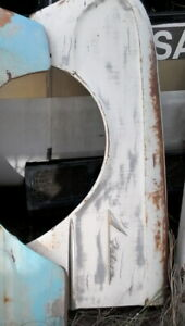 63 Ford Falcon Used OEM Left Front Fender (FF136)