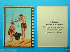 rare figurines figuren figurine nannina 1950 r.k.o. cita tarzan contro i mostri