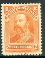 Canada 1898 Newfoundland 5¢ Vermillion Scott #82 Mint Z758