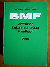 """""""BMF – Amtliches Einkommensteuer-Handbuch 2010"""""""