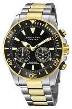 Kronaby Duiker Collectie | Bluetooth | Zwarte S3779/2 Horloge