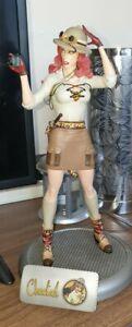 DC Comics Bombshells Cheetah ( wonder woman) Statue