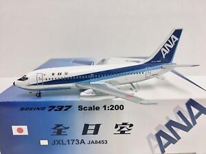JC Wings 1:200 ANA BOEING 737 JA8453