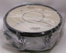 "Fame Marching Snare Drum 14x5.5"" inkl. Tragegestell und Remo Fellen Trommel NEU"
