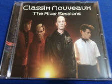 CLASSIX NOUVEAUX - The River Sessions CD New Wave / Synth Pop