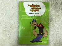 Popeye Il Navy II DVD Los Cartoni De Sempre Brutus Olivia