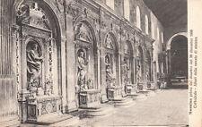 CPA ITALIE ITALY ITALIA MESSINA cattedrale altari della navata di sinistra
