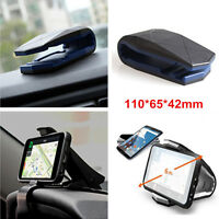 Universal Car Phone Mount Holder Dock Dashboard Stand For iPhone, Galaxy, HTC,LG