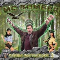 MC Bomber - PBerg Battletape #3 (Vinyl LP - 2015 - DE - Original)