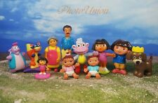 DORA THE EXPLORER Friends Set 11 Figure Model Cake Topper Decoration K364_Set11