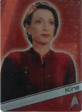 Star Trek 50th Anniversary [2017] Metal Chase Card #27 Major Kira
