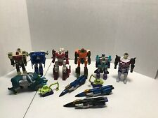 Transformers G1 Vintage LOT - Sold As Is / As shown