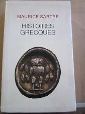 Maurice Sartre: Histoires Grecques/ Le Grand Livre du Mois, 2006