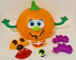 Step 2 My First Jack-O-Lantern Halloween Pumpkin Mix & Match Face Light Music