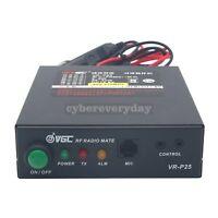 UHF RF Ham Radio Power Amp FDMA f/ Walkie-talkie Interphone D-STAR C4FM dPMR P25
