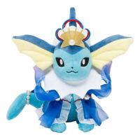 Pokemon Center Original Plush Doll Oceanic Operetta Vaporeon JAPAN OFFICIAL