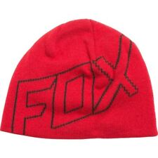 Fox Racing Cap Hat Ride Beanie Dark Red OS 19588 in stock