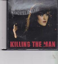 Van Der Linde-Killing The Man Promo cd+DVD Single
