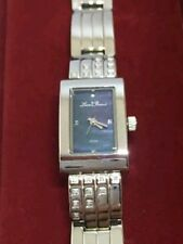 New Diamond Lucien Piccard Quartz Woman's Watch!!