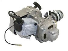BLOCCO MOTORE RACING 4 TRAVASI  COMPLETO PER MINIMOTO/MINICROSS/MINIQUAD 50 CC