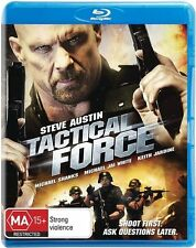 Tactical Force (BLU-RAY) action movie Region B