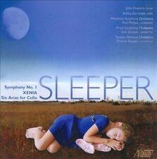 Thomas Sleeper: Symphony No. 1; XENIA; Six Arias for Cello (CD, Sep-2010, Albany