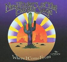 New Riders Of The Purple Sage - Where I Come From [CD Digipak]