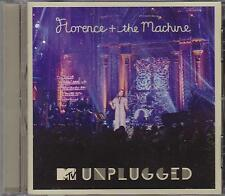 FLORENCE & THE MACHINE - MTV UNPLUGGED - CD  NEW