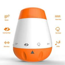 1 Rechargeable Baby Sleep Soother Shusher White Noise Sound Machine for Sleeping