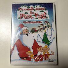 Le monde secret du père Noël DVD NEUF La rentrée du Père Noël