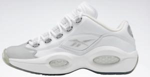 Reebok Question Ftwr White / Pure Grey 3 / Pure Grey 2Men's Size 12