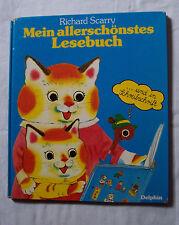 Richard Scarry: Mein allerschönstes Lesebuch .. und in Schreibschrift, 1983