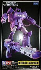Transformers Masterpiece MP-29 Shockwave SEALED Destron LaserWave NEW🇺🇸USA!