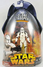 Star Wars Revenge of the Sith Target Exclusive Clone Trooper Action Figure